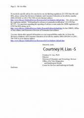 FDA-K152643-MDMA THC
